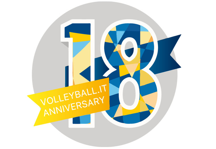 copertina 18 volleyball.it