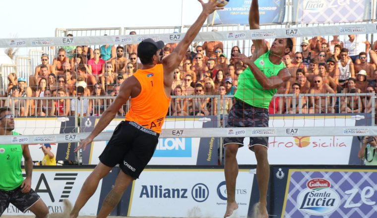 Beach Volley 2018 – gare 3a giornata – masch 1